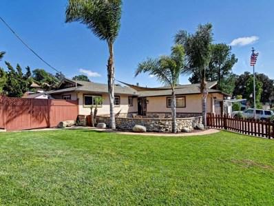 1539 Greenfield Dr., El Cajon, CA 92021 - MLS#: 180028598