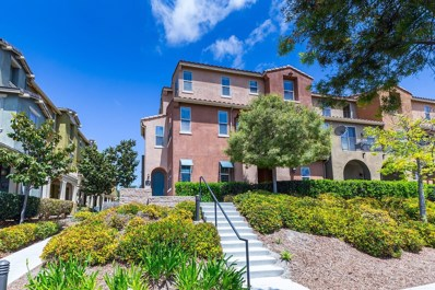 1836 Olive Green St UNIT 4, Chula Vista, CA 91913 - MLS#: 180028695