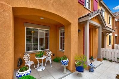 1432 Levant Lane UNIT 2, Chula Vista, CA 91913 - MLS#: 180028759
