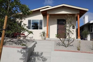 3657 Texas St, San Diego, CA 92104 - MLS#: 180028918