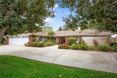 634 Calle Ladera, Escondido, CA 92025 - MLS#: 180029082