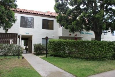 479 F St UNIT 201, Chula Vista, CA 91910 - MLS#: 180029128