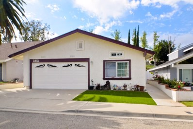262 Boleroridge, Escondido, CA 92026 - MLS#: 180029164