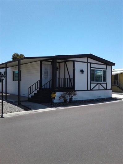 650 Rancho Santa Fe UNIT 4, San Marcos, CA 92078 - MLS#: 180029194
