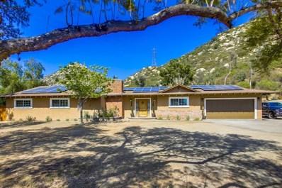 11611 Wildcat Canyon Rd, Lakeside, CA 92040 - MLS#: 180029200