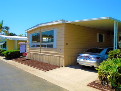 3129 Calle Abajo UNIT 139, San Diego, CA 92139 - MLS#: 180029222