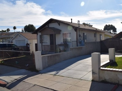 4811 Castle, San Diego, CA 92105 - MLS#: 180029323