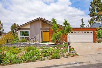 5584 Lone Star Drive, San Diego, CA 92120 - MLS#: 180029427