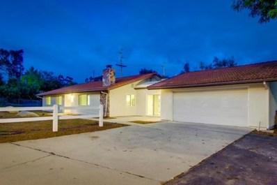 14711 Budwin Ln, Poway, CA 92064 - MLS#: 180029439