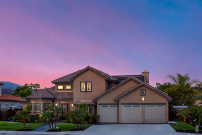 14551 Kent Hill Way, Poway, CA 92064 - MLS#: 180029629