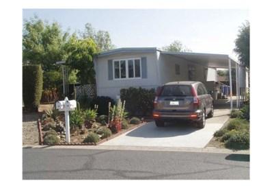 1120 E Mission Rd UNIT 44, Fallbrook, CA 92028 - MLS#: 180029715