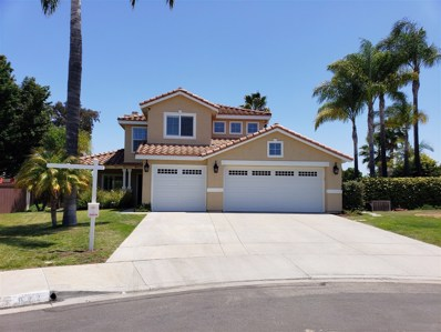 822 Chamise Ct, San Marcos, CA 92069 - MLS#: 180029724