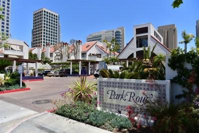 701 Kettner Blvd UNIT 158, San Diego, CA 92101 - MLS#: 180029801