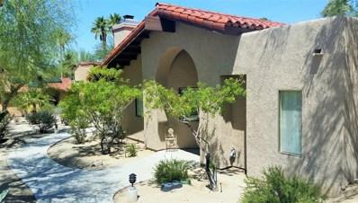 1624 Las Casitas, Borrego Springs, CA 92004 - MLS#: 180029811