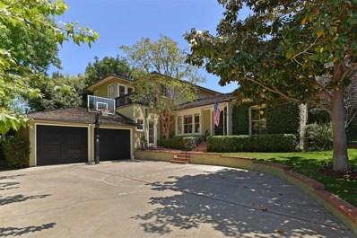 5935 Beaumont Ave, La Jolla, CA 92037 - MLS#: 180029909
