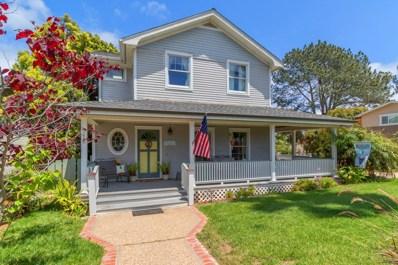 715-717 Cornish Drive, Encinitas, CA 92024 - MLS#: 180029917