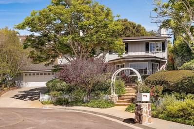 1456 Vista Claridad, San Diego, CA 92037 - MLS#: 180029949