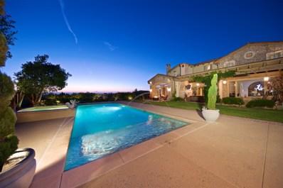 6709 Calle Ponte Bella, Rancho Santa Fe, CA 92091 - MLS#: 180029968