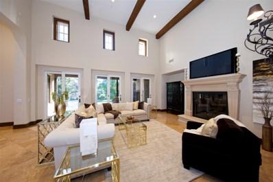 6941 Corte Spagna, Rancho Santa Fe, CA 92091 - MLS#: 180029997