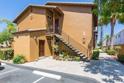 855 E Lexington Ave UNIT 9, El Cajon, CA 92020 - MLS#: 180030043