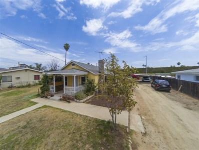 1357 Naranca Avenue, El Cajon, CA 92021 - MLS#: 180030049