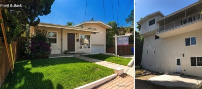 4775 54th St., San Diego, CA 92115 - MLS#: 180030245