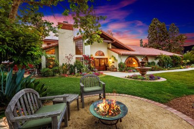18725 Avenida Cordillera, San Diego, CA 92128 - MLS#: 180030273