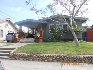 1845 W Montecito Way, San Diego, CA 92103 - MLS#: 180030274