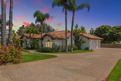 2253 Highview Trl, Vista, CA 92084 - MLS#: 180030275