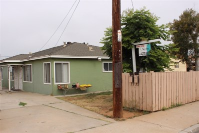 568-570 10th, Imperial Beach, CA 91932 - MLS#: 180030279