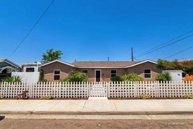 140 Chamberlain Ave, El Cajon, CA 92020 - MLS#: 180030374