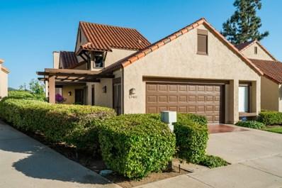 17411 Carnton Way, San Diego, CA 92128 - MLS#: 180030400