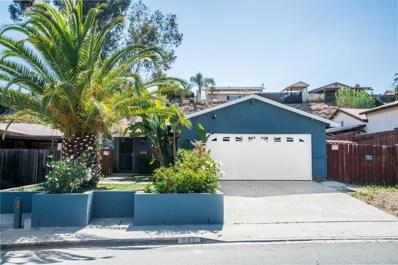 842 Carlsbad St., San Diego, CA 92114 - MLS#: 180030412