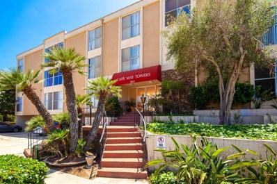 5015 Cape May Avenue Unit 307, San Diego, CA 92107 - MLS#: 180030542