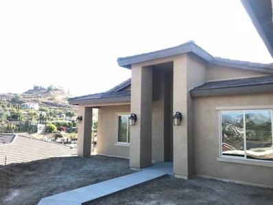 7982 Vista Marguerite, El Cajon, CA 92021 - MLS#: 180030776