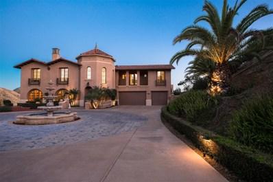 7823 Calle Cima, Rancho Santa Fe, CA 92067 - MLS#: 180030789