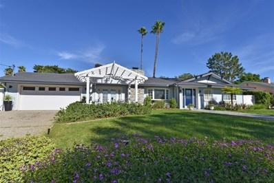 3134 Via Loma Vista, Escondido, CA 92029 - MLS#: 180030840