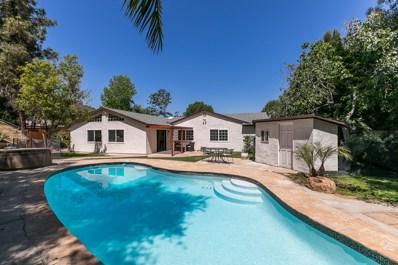 14433 Range Park Rd, Poway, CA 92064 - MLS#: 180030844