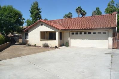 2210 Avenida Del Diablo, Escondido, CA 92029 - MLS#: 180030923