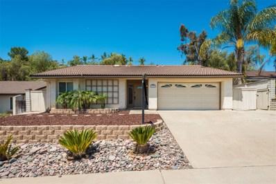 1870 Jasmine St, El Cajon, CA 92021 - MLS#: 180030924