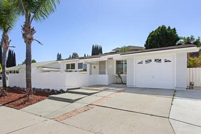 13400 Silver Lake Drive, Poway, CA 92064 - MLS#: 180030945