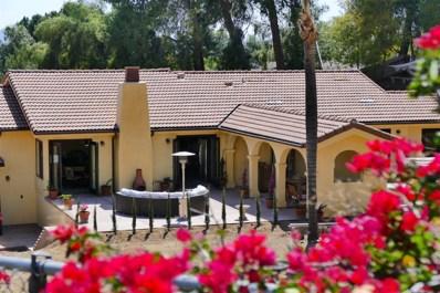 2038 Valley Rim Rd, El Cajon, CA 92019 - MLS#: 180031004