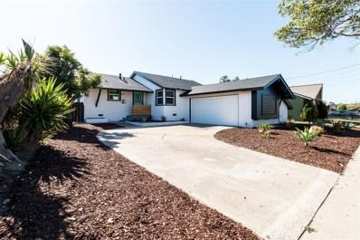 697 Alvin St, San Diego, CA 92114 - MLS#: 180031020