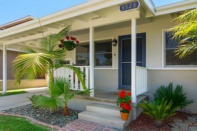 3528 Ottawa Ave., San Diego, CA 92117 - MLS#: 180031063