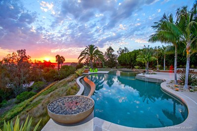 14821 Rancho Valencia Vista, Rancho Santa Fe, CA 92067 - MLS#: 180031073