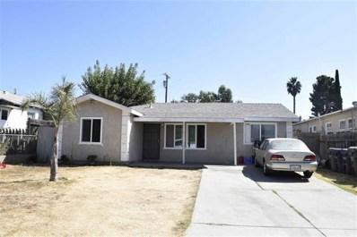 843 W 11th Ave, Escondido, CA 92025 - MLS#: 180031092