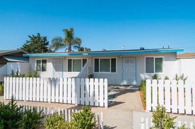 323 S Nevada St, Oceanside, CA 92054 - MLS#: 180031135