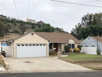 3881 Harris St, La Mesa, CA 91941 - MLS#: 180031226