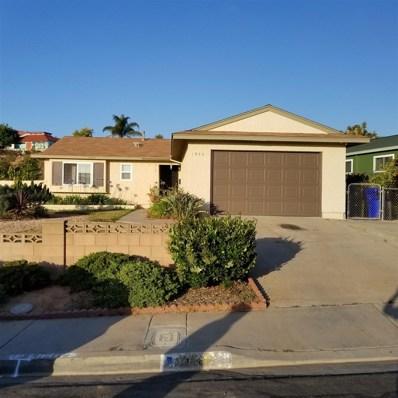 1953 Altamont Ct, San Diego, CA 92139 - MLS#: 180031297