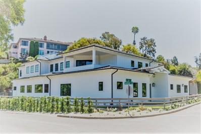 1405 Al Bahr Dr, La Jolla, CA 92037 - MLS#: 180031315